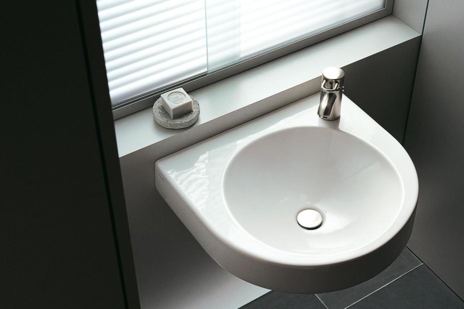 Architec wash basin by duravit stylepark for Duravit architec washbasin