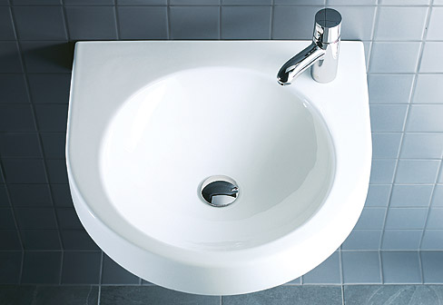 Architec wash basin by duravit stylepark for Duravit architec basin