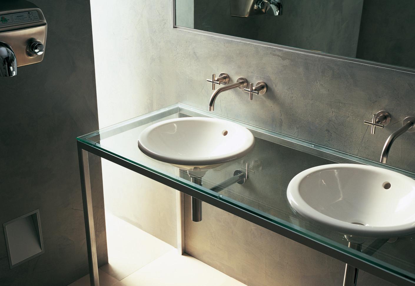 Architec washbasin by duravit stylepark for Duravit architec washbasin