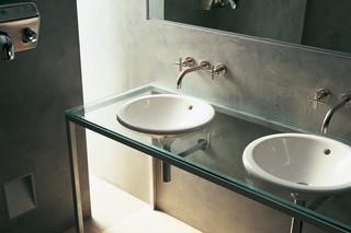 Architec washbasin  by  Duravit