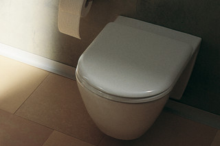 Architec WC  by  Duravit