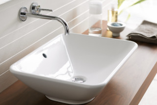 Bacino top washbasin  by  Duravit