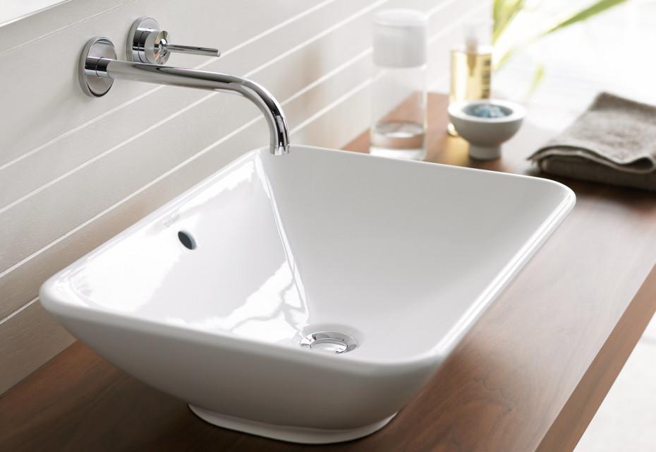 Bacino top washbasin