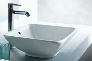 Bacino Wash bowl  by  Duravit