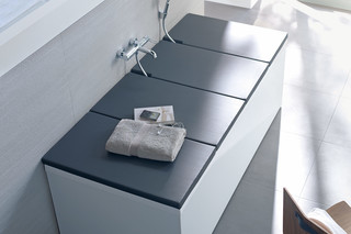 Bathtub covers  by  Duravit
