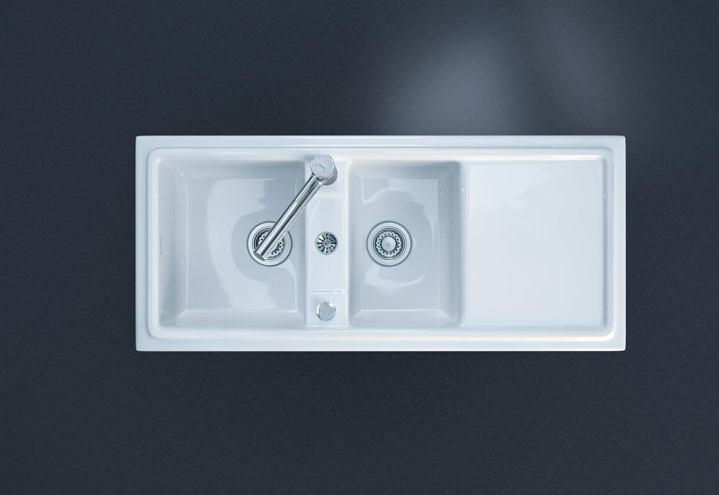 beautiful duravit kitchen sinks part 5 cassia kitchen sink duravit
