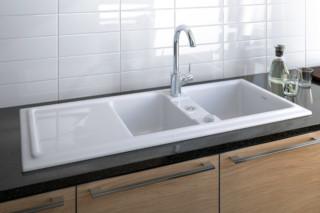 Cassia kitchen sink  by  Duravit
