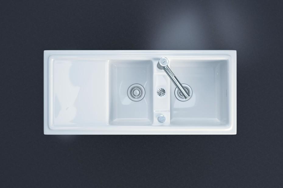Duravit Cassia Kitchen Sink