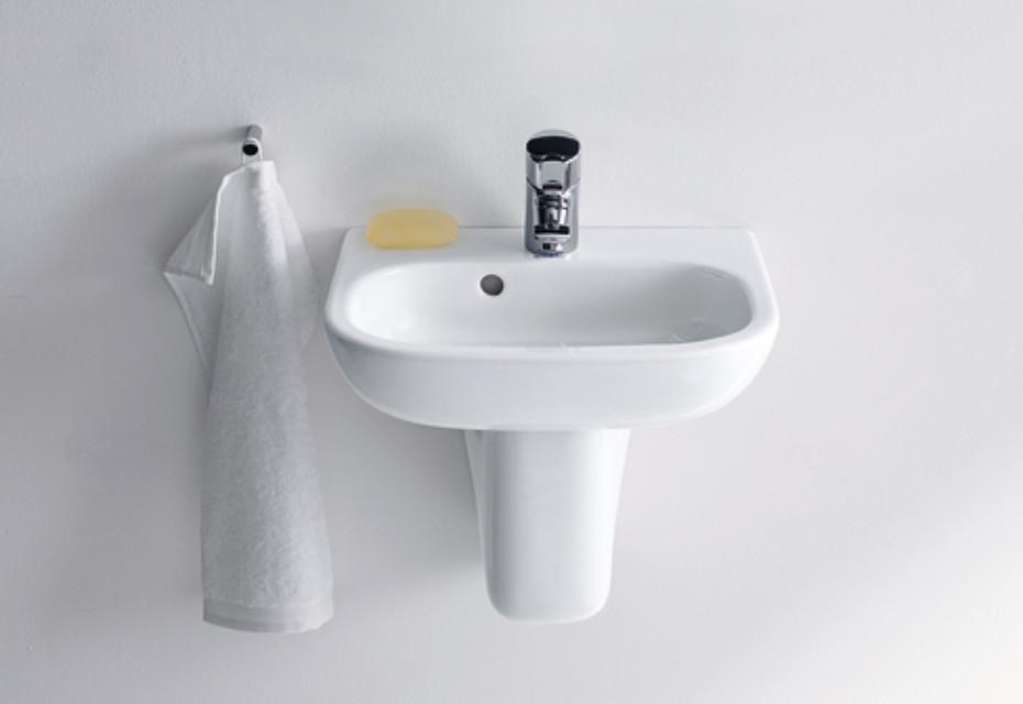 D-Code Handwaschbecken