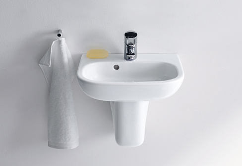 d code handrinse basin by duravit stylepark. Black Bedroom Furniture Sets. Home Design Ideas