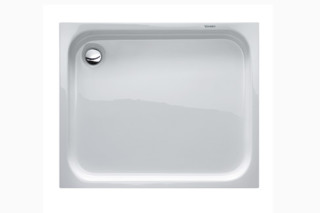 D-Code Shower rectangle  by  Duravit