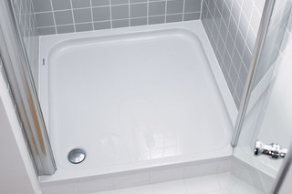 D-Code Shower square  by  Duravit