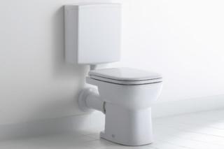 D-Code Stand WC  von  Duravit