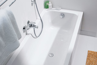 D-Code tub rectangle  by  Duravit