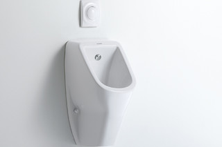 D-Code urinal  by  Duravit