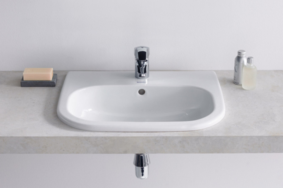 D-Code Vanity basin
