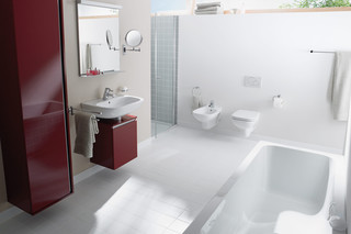 D-Code Vanity unit small  by  Duravit