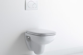 D-Code Wall WC  by  Duravit