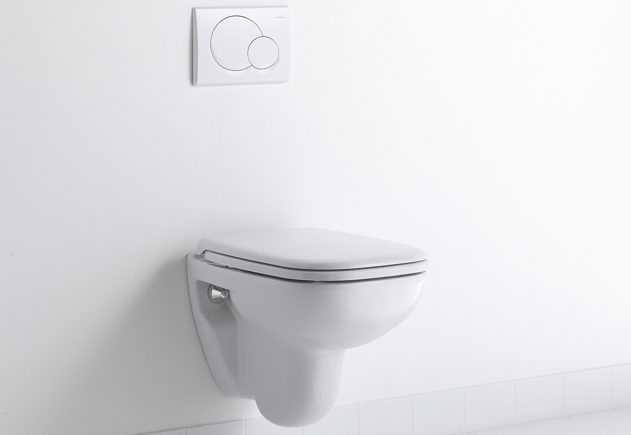 Extrem D-Code Wall WC by Duravit | STYLEPARK PN67
