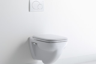 D-Code Wand WC  by  Duravit