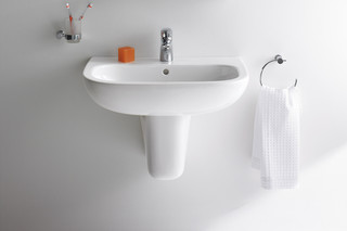 D-Code Washbasin  by  Duravit
