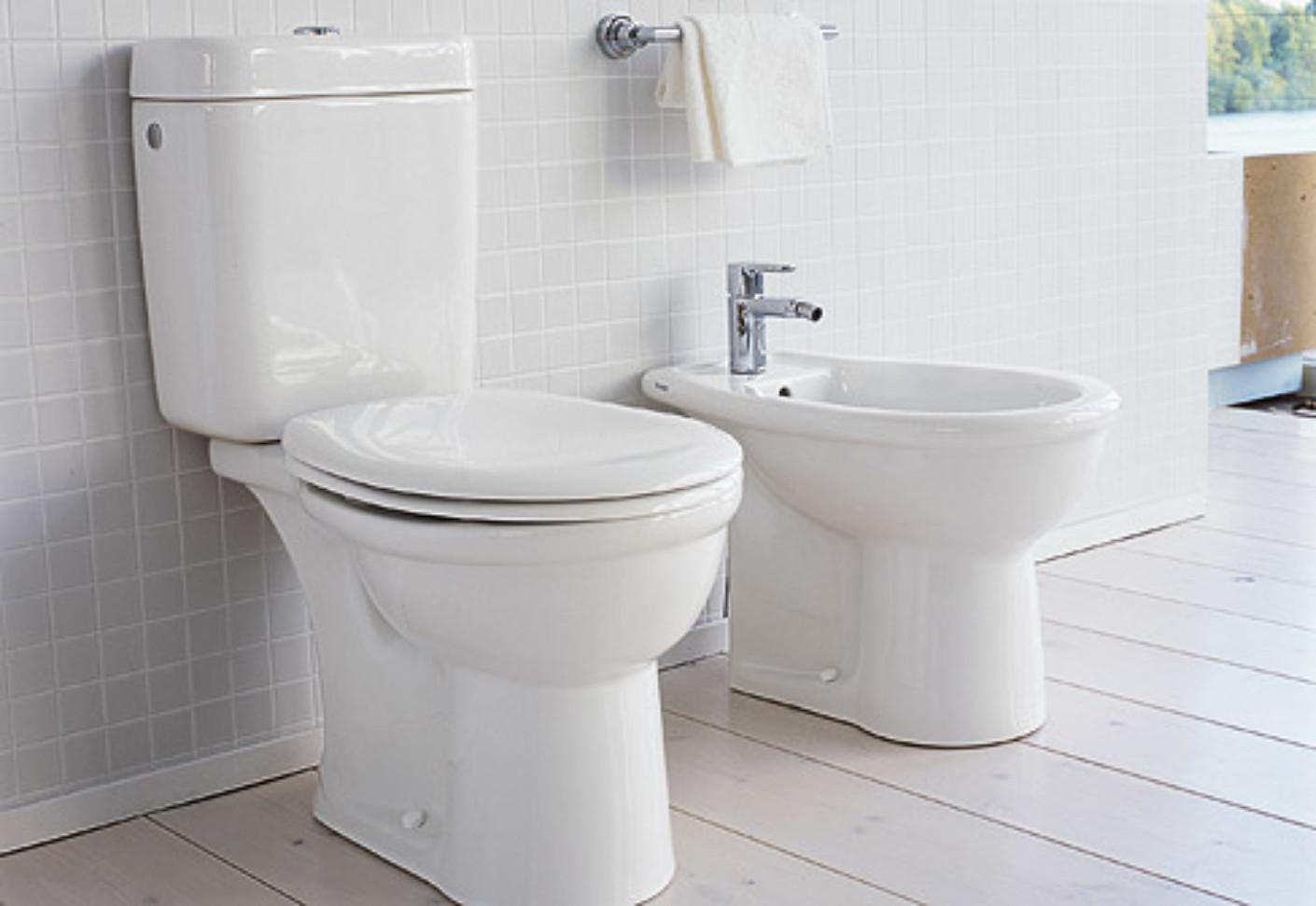 Darling stand wc kombination von duravit stylepark