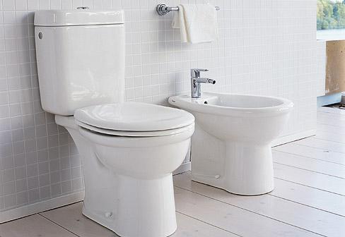 darling stand wc kombination von duravit stylepark. Black Bedroom Furniture Sets. Home Design Ideas