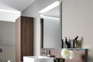 Delos Spiegel mit Beleuchtung  von  Duravit
