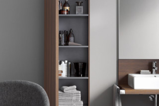 Delos tall cabinet  by  Duravit