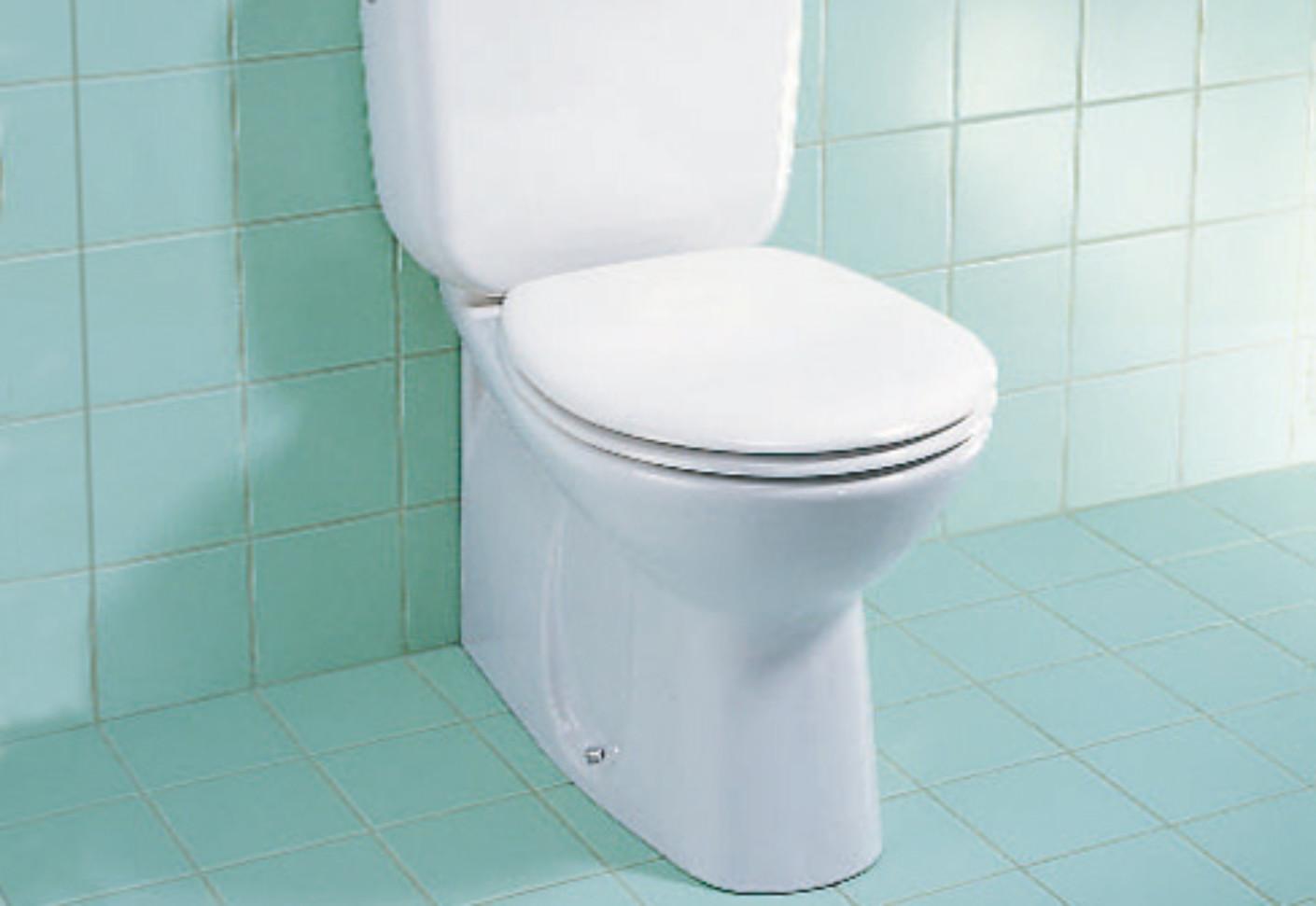 Duraplus stand wc kombination von duravit stylepark