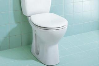 Duraplus Stand WC Kombination  von  Duravit