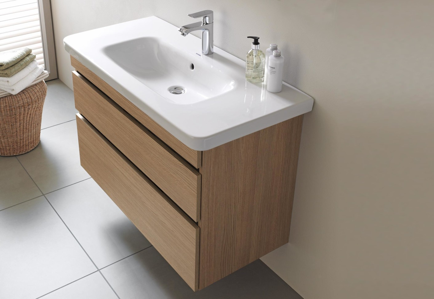 Durastyle Furniture Washbasin By Duravit Stylepark