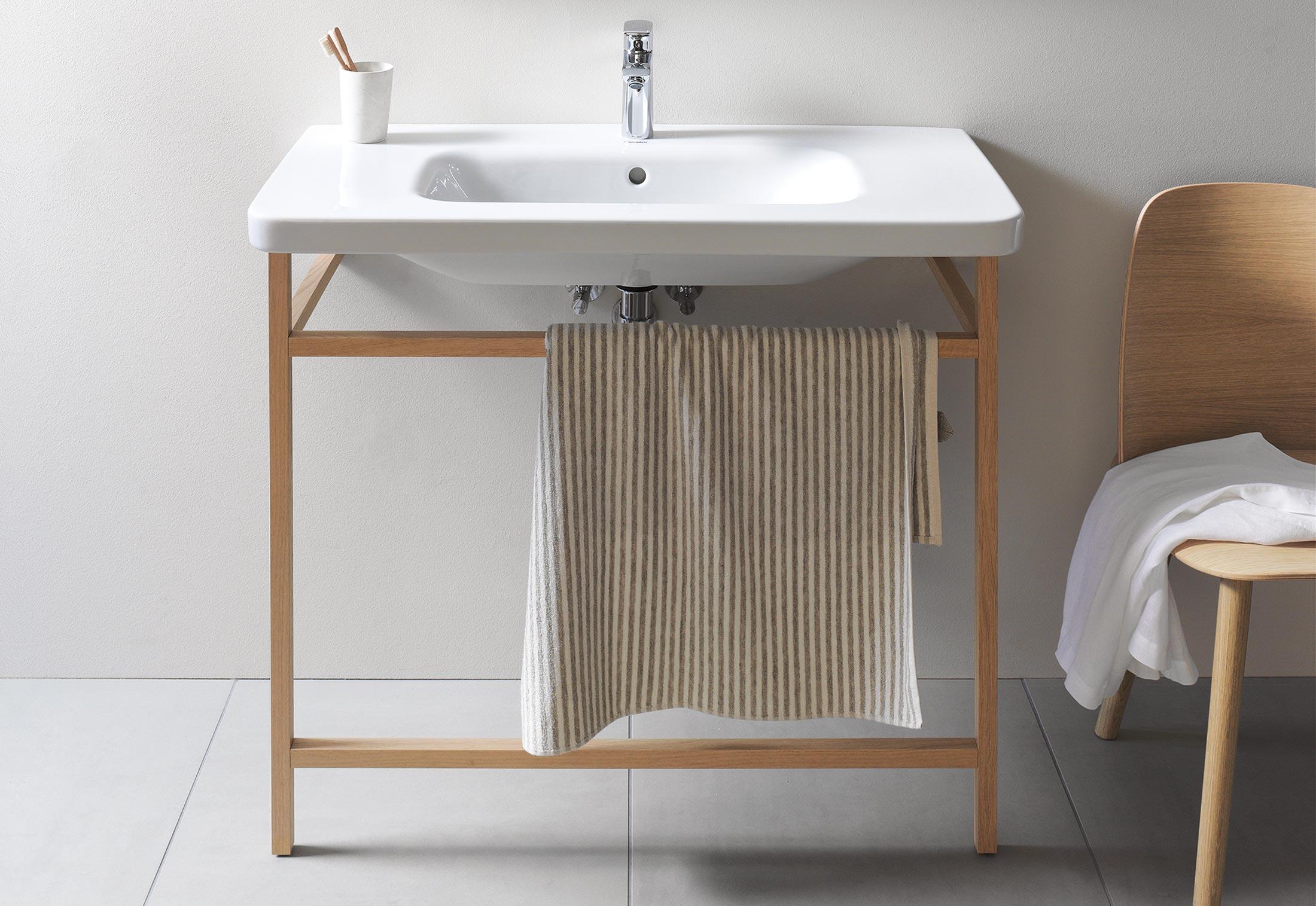 Durastyle Furniture Washbasin By Duravit Stylepark