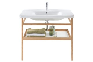 DuraStyle furniture washstand  by  Duravit