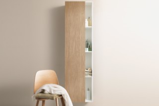 DuraStyle Tall cabinet 1 revolving door  by  Duravit