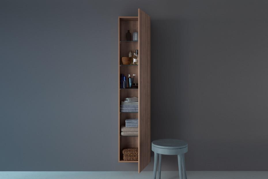 DuraStyle Tall cabinet 1 revolving door
