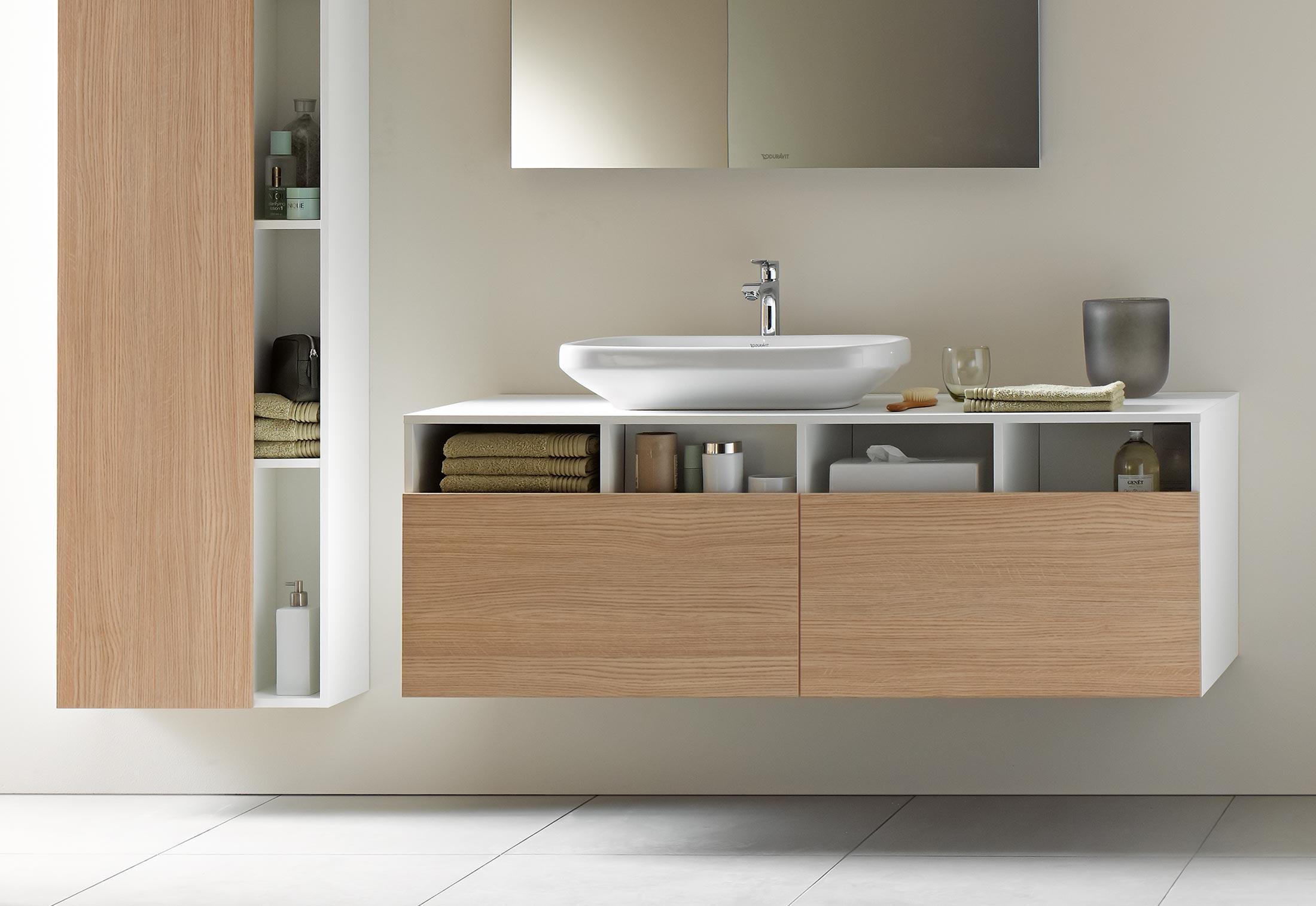 Revolving bathroom cabinet -  Durastyle Tall Cabinet 1 Revolving Door
