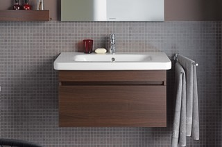 DuraStyle vanity unit wall-mounted  by  Duravit