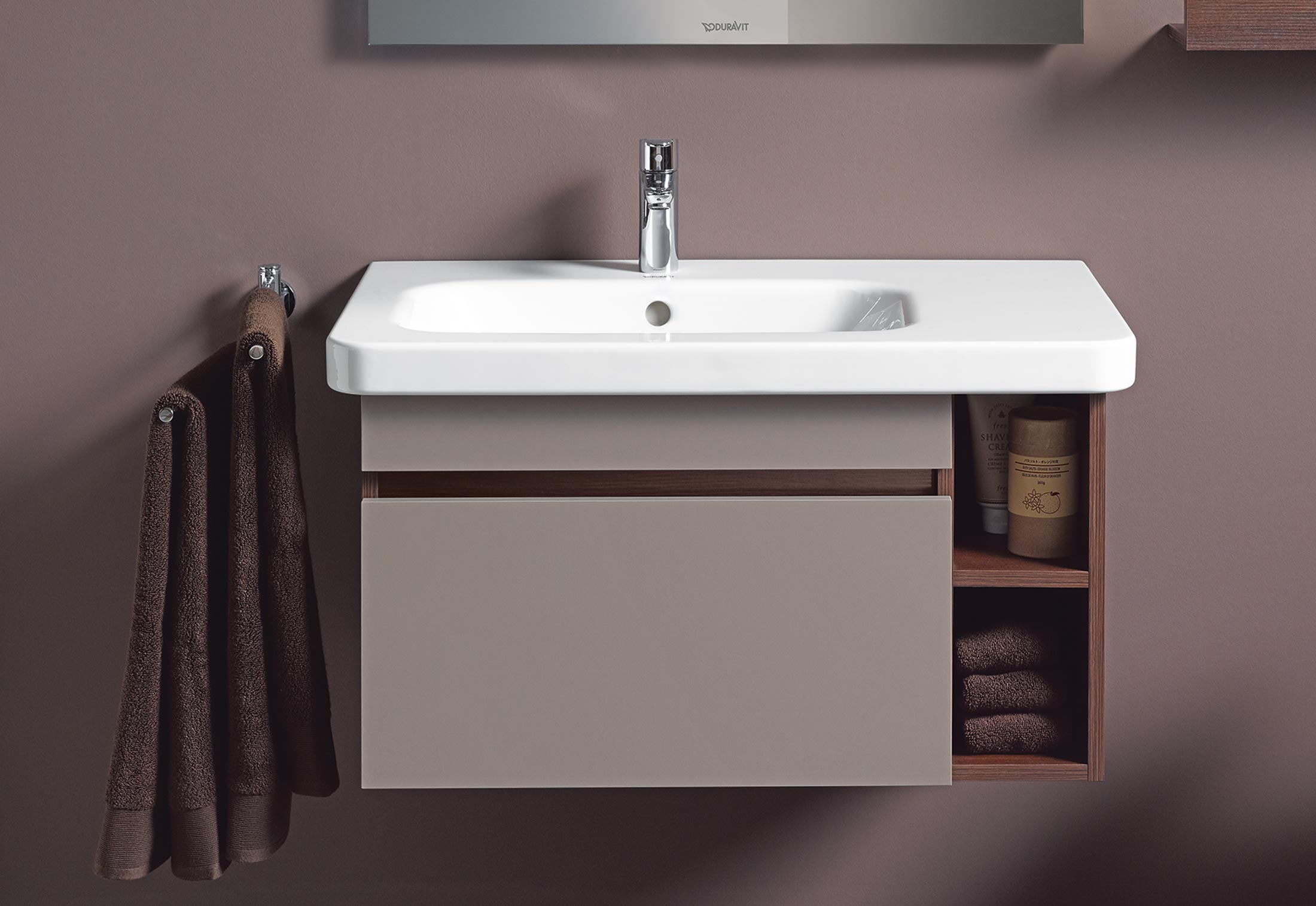 Durastyle Vanity Unit Wall Mounted By Duravit Stylepark