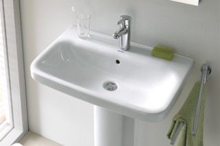 DuraStyle washbasin med  by  Duravit