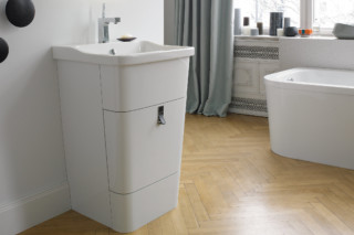 Esplanade washing table large  by  Duravit