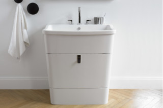 Esplanade washing table small  by  Duravit