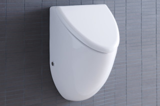 Everybody's darling urinal  by  Duravit