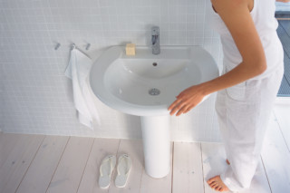 Everybody's darling Washbasin  by  Duravit
