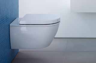 Everybody's darling WC  by  Duravit