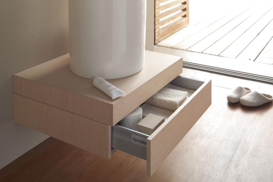 fogo konsole tief von duravit stylepark. Black Bedroom Furniture Sets. Home Design Ideas
