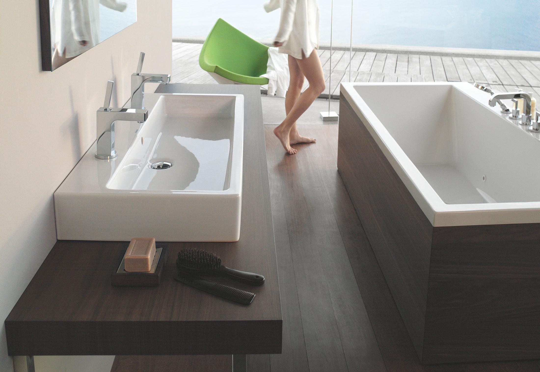 fogo konsole von duravit stylepark. Black Bedroom Furniture Sets. Home Design Ideas