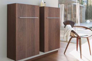 Fogo semi-high cabinet  by  Duravit