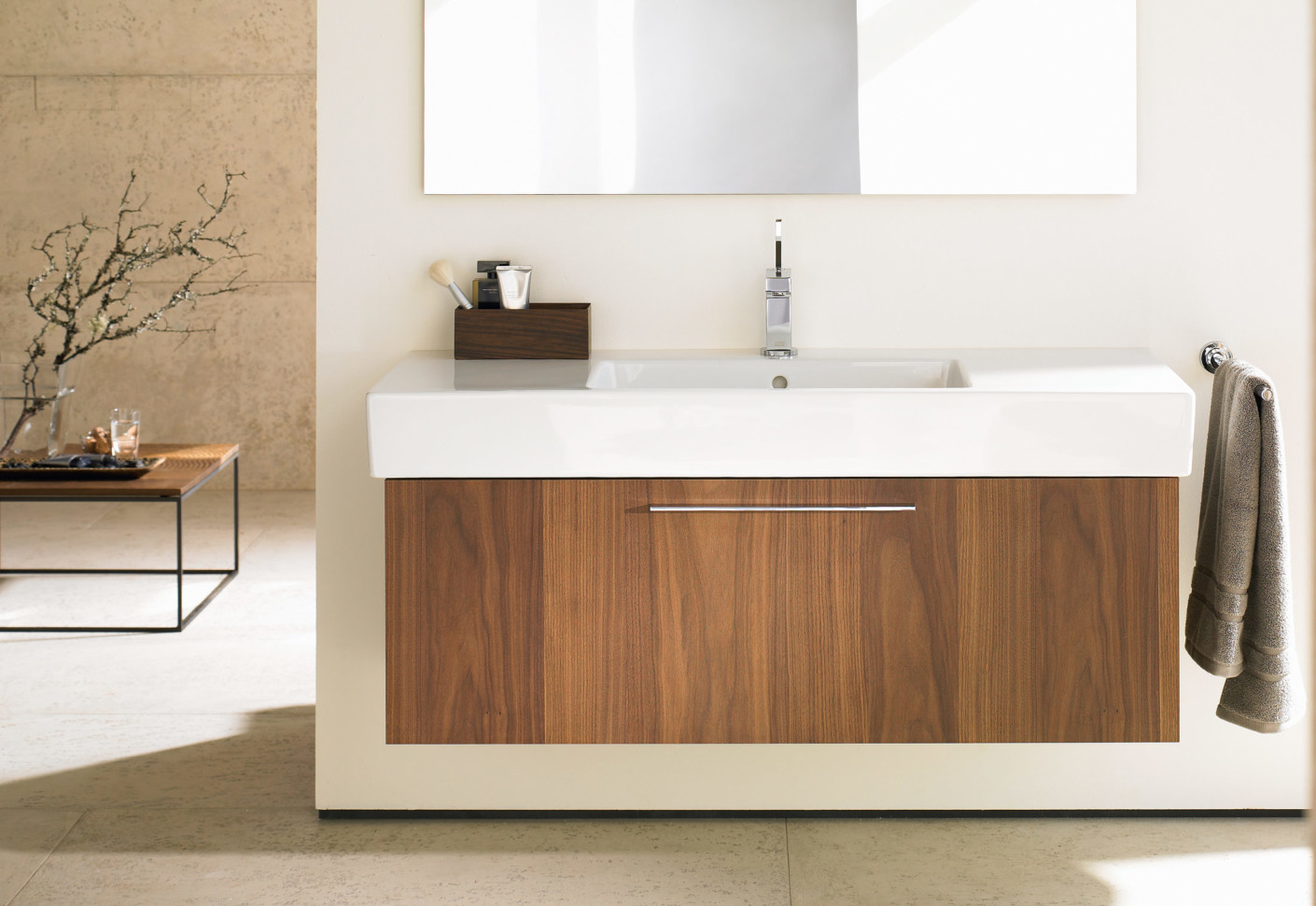 Fogo Vanity unit by Duravit   STYLEPARK. Vanity Sink Units For Bathrooms. Home Design Ideas
