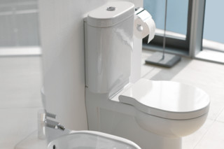 Foster Stand WC combination  by  Duravit